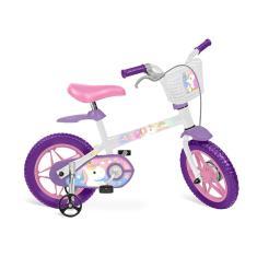 Bicicleta Bandeirante Aro 12 Unicórnio 3024