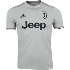 Camisa Juventus II 2018 19 Torcedor Masculino Adidas c79147c983dbb