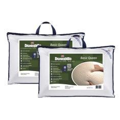 Imagem de Kit 2 Travesseiros 100% Látex Natural Basic Queen 50x70cm - Dunlopillo