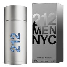 Imagem de 212 Men Carolina Herrera Eau De Toilette - Perfume Masculino 200Ml