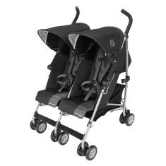 Carrinho de Bebê para Gêmeos Maclaren Twin Triumph