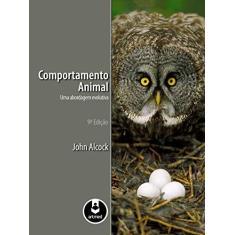 Imagem de Comportamento Animal - John Alcock - 9788536324456