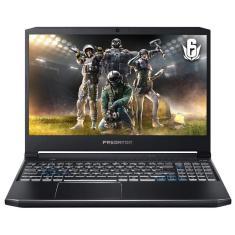 "Imagem de Notebook Gamer Acer Predator PH315-53-74BC Intel Core i7 10750H 15,6"" 16GB HD 1 TB SSD 256 GB"