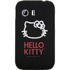 Imagem de Capa para Celular Galaxy Y Hello Kitty Cristais Policarbonato  - Case Mix