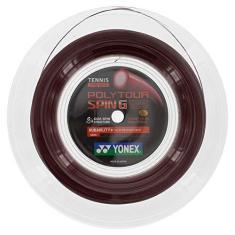 Imagem de Corda Yonex Poly Tour Spin G 16L 1.25mm  Rolo com 200 metros