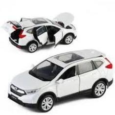 Imagem de Miniatura Carro Honda Crv 1:32 Abre 4 Portas Luz