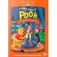 Imagem de DVD Mundo Mágico de Pooh - Dividindo com os Amigos - Vol. 7