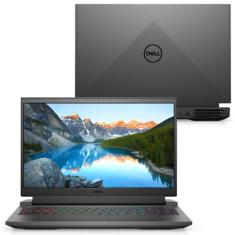 "Imagem de Notebook Gamer Dell G15 G15-a0500-MM10P AMD Ryzen 5 5600H 15,6"" 8GB SSD 512 GB GeForce RTX 3050"