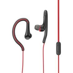 Fone de Ouvido com Microfone Motorola Earbuds Sport Academia Corrida