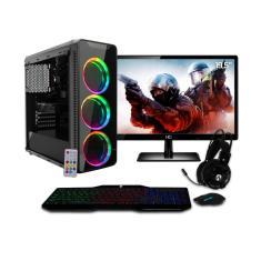 "PC Gamer EasyPC 22382 AMD Ryzen 3 2200G 8 GB Linux 19,5"""