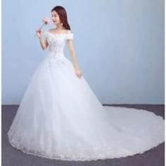 Imagem de Vestido De Noiva  Novo