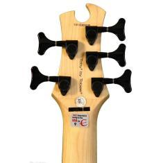 Imagem de Contrabaixo 5 Cordas Tobias Toby Deluxe V Black