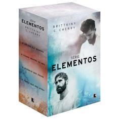 Imagem de Box - Série Elementos - 4 Volumes - Brittainy C. Cherry - 9788501301673