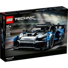 Imagem de Lego Technic Senna Mclaren GTR Com 830 Peças - 42123