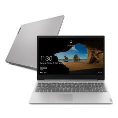 "Notebook Lenovo IdeaPad S145 82DJ0001BR Intel Core i5 1035G1 15,6"" 8GB HD 1 TB 10ª Geração"
