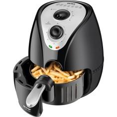 Imagem de Fritadeira Elétrica Sem óleo Mondial Air Fryer Ultra AF06 Inox