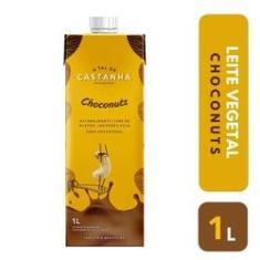 Imagem de Leite Vegetal A Tal Da Castanha - Choconuts - 1l