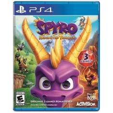 Jogo Spyro Reignited Trilogy PS4 Activision