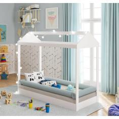 Imagem de Cama Infantil Casinha Montessoriana 75.4cm Pura Magia