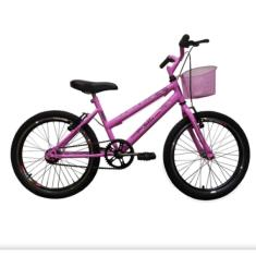 Imagem de Bicicleta Route Bike Lazer Aro 20 V-Brake Bella Feminina
