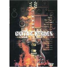 Imagem de Guitar Heroes - DVD Rock