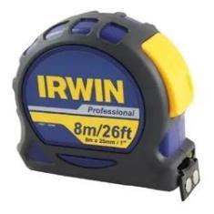 Imagem de Trena Profissional Emborrachado Iw13950 8m X 19mm Irwin