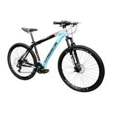 Imagem de Bicicleta Mountain Bike Track & Bikes Mountain 21 Marchas Aro 29 Suspensão Dianteira Freio a Disco Mecânico Troy 29PB
