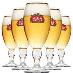 Imagem de Cálice Stella Artois 250 Ml - Caixa com 6 unidades