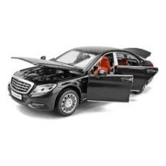 Imagem de Miniatura Mercedes Benz Classe S600 Maybach 1:32 Fantastica