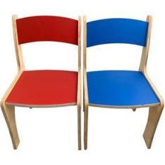 Imagem de Mesinha Mesa Infantil Didática Educativa 2 Cadeiras