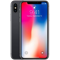 Smartphone Apple iPhone X 256GB iOS Câmera Dupla