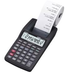 Calculadora De Mesa com Bobina Casio HR8TMBK/A