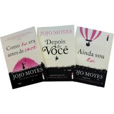 Coleção Jojo Moyes - Moyes, Jojo - 9788551005606