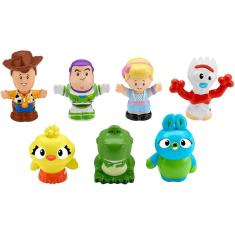 Imagem de Fisher-Price Disney Toy Story 4, 7 Friends Pack By Little People