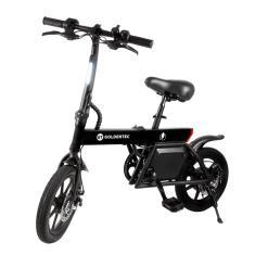Imagem de Bicicleta Goldentec Lazer Dobrável Aro 14 GT MOB