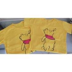 Imagem de T-Shirt Ursinho Pooh