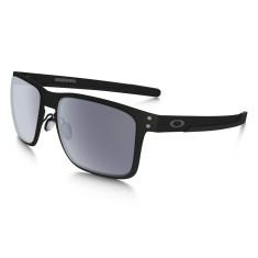 0291c0ae490ff Foto Óculos de Sol Unissex Quadrado Oakley Holbrook Metal OO4123