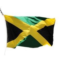 Bandeira da Jamaica 150x90cm