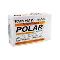 Imagem de Papel Toalha int 2d e Luxo 23x21 Com 1000 Folhas -Polar