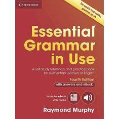 Imagem de Essential Grammar In Use - With Answers And Ebook - Fourth Edition - Murphy, Raymond - 9781107480537