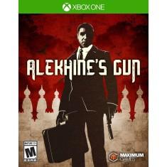 Imagem de Jogo Alekhines Gun Xbox One Maximum Games