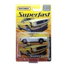 Imagem de Miniatura Matchbox Chevrolet Camaro Ss Matchbox Superfast H7794