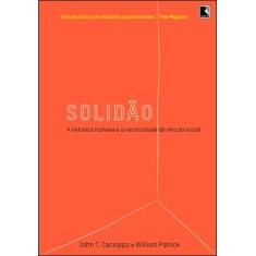 Imagem de Solidão - Cacioppo, John T.; Patrick, William - 9788501086433
