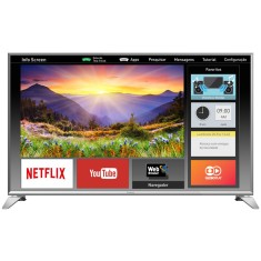 "Smart TV TV LED 49"" Panasonic Viera Full HD Netflix TC-49ES630B 3 HDMI"