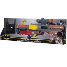 Imagem de Mega Lança Dardos e Mascara Batman - Brinquedos Rosita