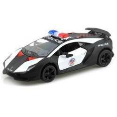 Imagem de Miniatura Policia Lamborghini Sesto Elemento - Ferro