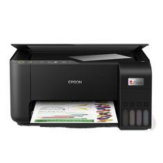 Imagem de Impressora Multifuncional Sem Fio Epson Ecotank L3250 Jato de Tinta Colorida