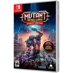 Jogo Mutant Football League Dynasty Nighthawk Interactive Nintendo Switch