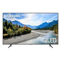"Smart TV QLED 55"" Samsung 4K HDR QN55Q60TAGXZD 3 HDMI"
