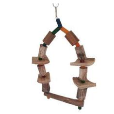 Capela Pássaros Toy For Bird